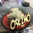 IMG_0276.JPG Download free STL file OSEZNO ROCK BAND LOGO • Object to 3D print, cloko