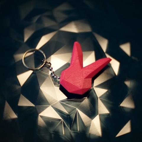 Download free STL file D.Va's K.Chain • 3D printing design, Tokytome