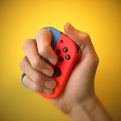 Download free 3D print files Joycon & Knuckles, Tokytome