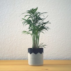 Free 3D file Composite planter, Tokytome