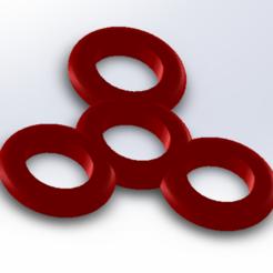 Imprimir en 3D gratis mano spinner, RomainMarcheron