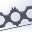 Free Hand spinner 3D printer file, RomainMarcheron