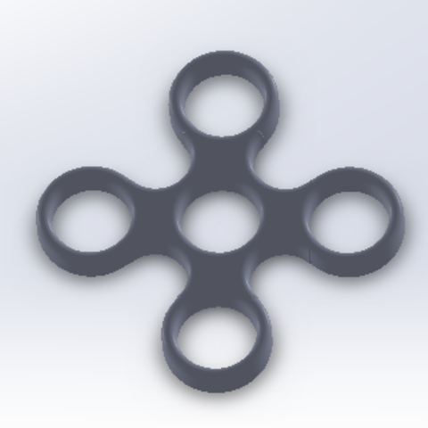Download free STL file Hand spinner • 3D printable object, RomainMarcheron
