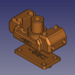 Download free STL files Another ANYCUBIC PHOTON Easy Leveler + Springs, TsunamiSoul