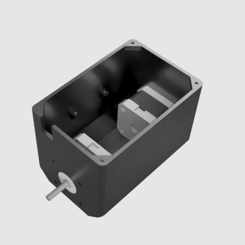 e987d6f83b20cc4e7bf0b70739bcb2ac_display_large.jpg Download free STL file JM Self Balancing Robot V1 • 3D printer model, JMDesign