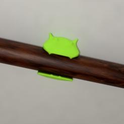 Free 3D print files Wall hook troll, Pratrik