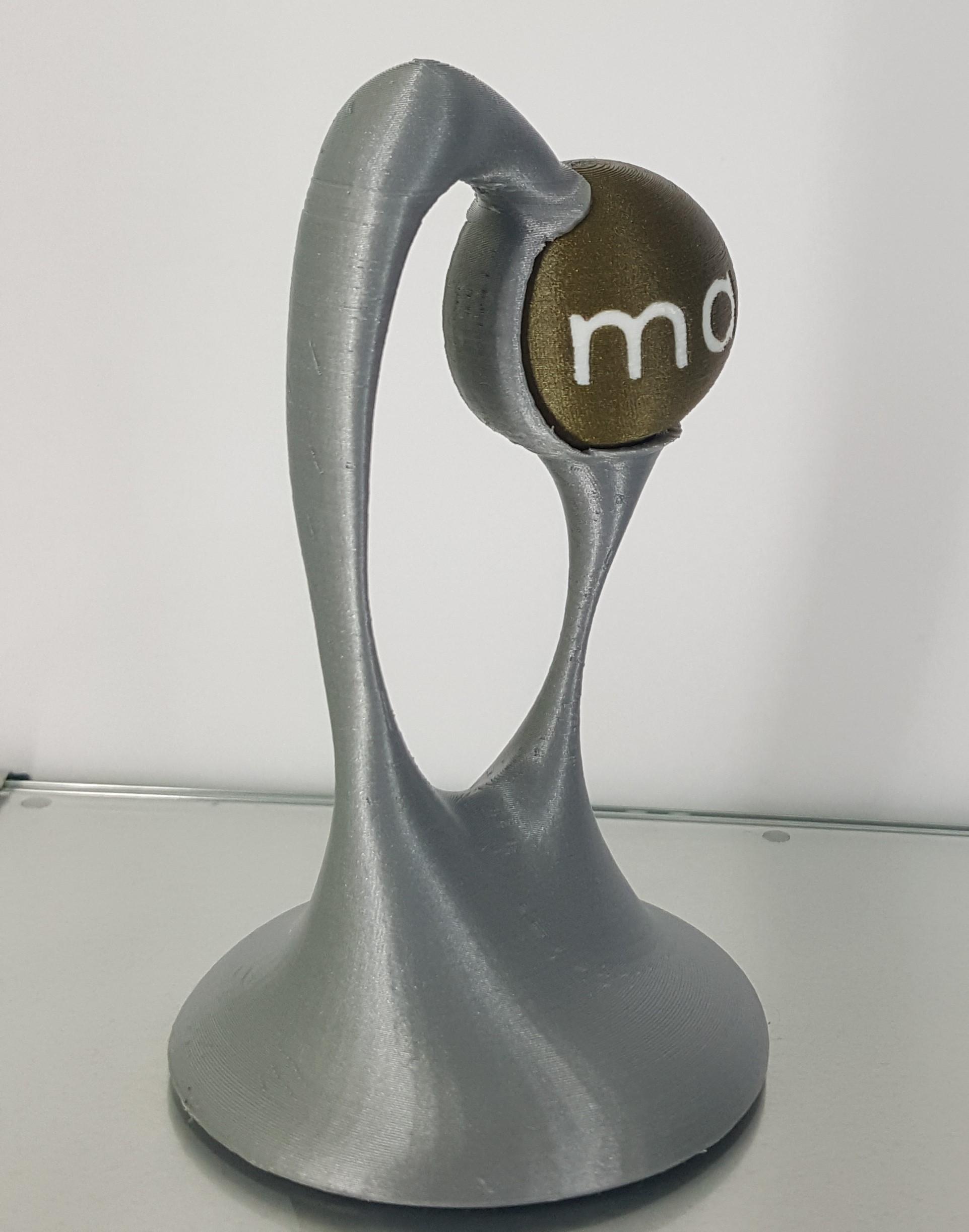 3.4 arrière.jpg Download free STL file piglet and support #MAGIGOO • 3D print object, mrj33