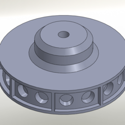 Download STL file LEGO Caster Punch • Object to 3D print, ExrenRC