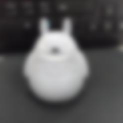 Download free 3D printer templates Totoro assembly part by orangeteacher, orangeteacher