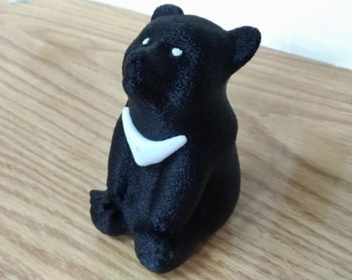 Capture d'écran 2018-07-16 à 14.58.17.png Download free STL file Taiwan black bear  • 3D printing design, orangeteacher