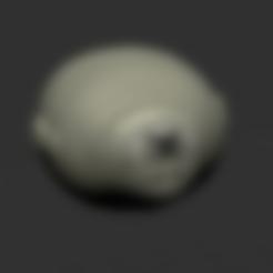 seal-fat.stl Download free STL file Zoo動物園-Fat Seal -好肥的海豹 • 3D printable object, orangeteacher