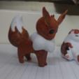 Free 3D printer files Eevee #133 , orangeteacher