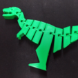 Capture d'écran 2017-05-12 à 17.05.47.png Download free STL file Twists & bends Velocirapter by orangeteacher-update fix the hand • 3D print template, orangeteacher