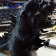 Modelo 3D Godzilla gratis, orangeteacher