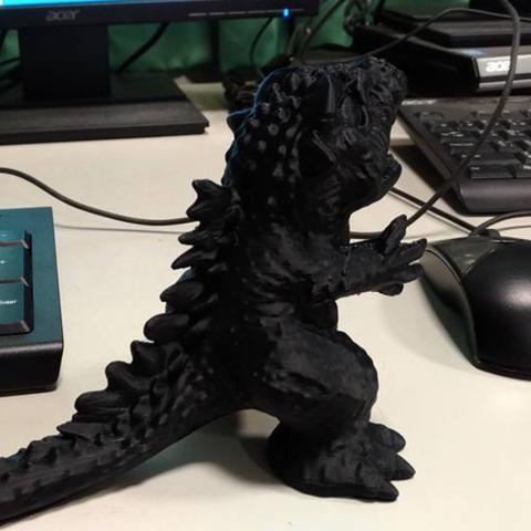 Capture d'écran 2018-01-12 à 14.46.54.png Download free STL file Godzilla • 3D printing model, orangeteacher