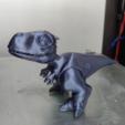 Descargar archivo 3D gratis Tiranosaurio de alta resolución, orangeteacher