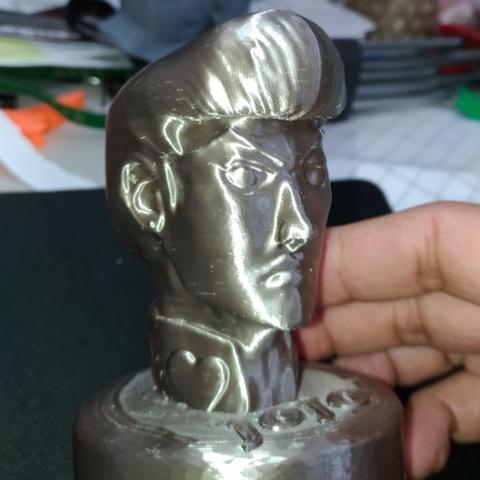 Download free STL file JOJO • 3D printer design, orangeteacher