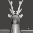 Capture d'écran 2018-01-15 à 10.15.56.png Download free STL file Deer head • 3D printable object, orangeteacher