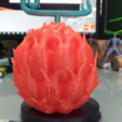 STL gratis One Piece - ACE fruta en llamas, orangeteacher