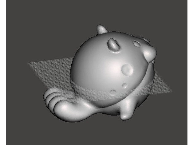 b69e28d519580874fc7c5bfd66ad25b9_preview_featured.jpg Download free STL file Pokemon - Go • 3D print model, orangeteacher