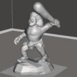 Free 3D printer files wildman, orangeteacher