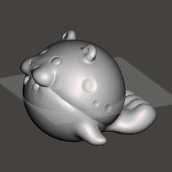 Download free 3D printing files Pokemon - Go, orangeteacher
