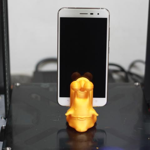 Capture d'écran 2017-05-12 à 17.53.55.png Download free STL file One Piece snail phone stand • 3D print object, orangeteacher