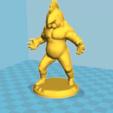 Free Rooster tendons people 3D printer file, orangeteacher