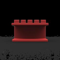 Descargar Modelos 3D para imprimir gratis Soporte para cables de sobremesa, npjosh
