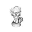Download 3D printer templates Edgar Allan Poe, Donegal3D
