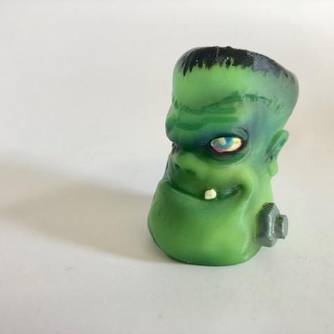 Download 3D printing files Frankenpot, Donegal3D