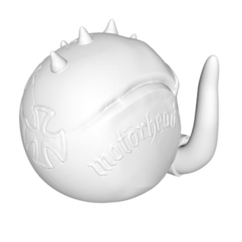 Screen Shot 2017-10-01 at 13.14.23.png Download STL file Motorhead decay head • 3D print object, Donegal3D