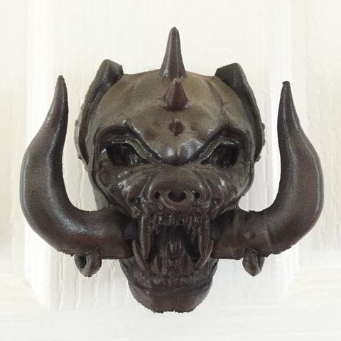 Download STL file Motorhead Snaggletooth • 3D printer design, Donegal3D