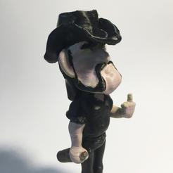 3D printer files Lemmy, Donegal3D