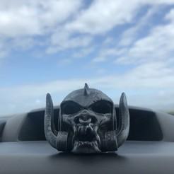 Download 3D printer templates Motorhead decay head, Donegal3D