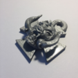 Download STL file Snaggletooth, Motorhead • 3D print template, Donegal3D
