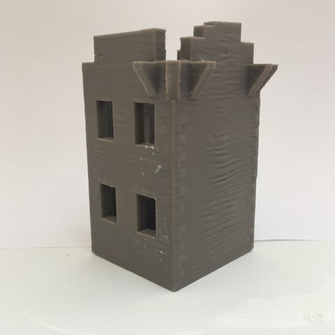 Download STL file Crohy Tower • 3D printable object, Donegal3D