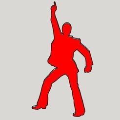 Download STL Dancer, Jus