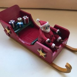 Download 3D printer files Christmas, Jus