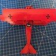 Télécharger fichier STL gratuit Fokker DR.1 Triplane • Design imprimable en 3D, Jus