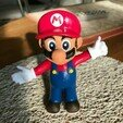 Download free STL file Mario from Mario games - Multi-color • 3D print design, Jus