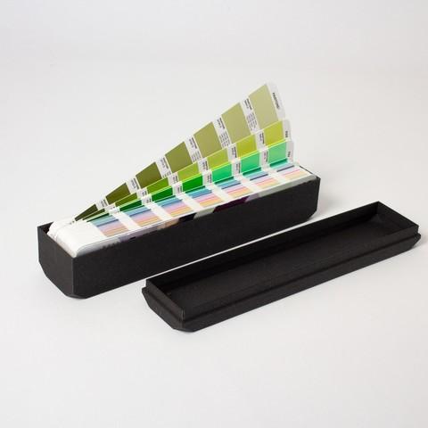 PANTONE-BOX01.jpg Télécharger fichier STL gratuit PANTONE BOX • Objet imprimable en 3D, Ovocom