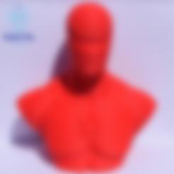 OM_spiderman_bust2.stl Télécharger fichier STL gratuit Buste Spiderman - STL • Design imprimable en 3D, Mak3_Me_Studio