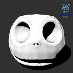 1.png Download STL file The ashtray / ashtray Jack skellington, ABC, FBX, MTL, OBJ, STL • 3D printer object, Mak3_Me_Studio