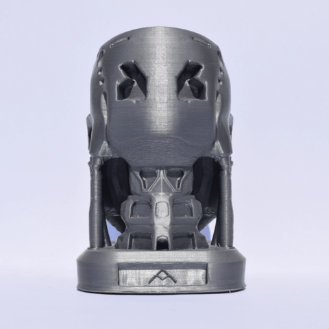 4.png Download free STL file Terminator + Base and support • 3D print object, Mak3_Me_Studio