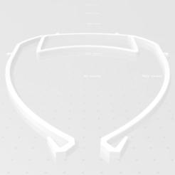 Télécharger modèle 3D gratuit  Visière : Optimisation : Glasses, Mak3Me