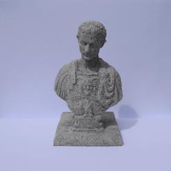 Télécharger objet 3D gratuit Julius Caesar (Improved) Pen / Pencil Holder, Mak3Me