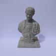 Download free STL file Julius Caesar (Improved) Pen/Pencil Holder • 3D printer model, Mak3_Me_Studio