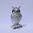 Descargar STL gratis Owl Pen Holder / Tools Holder, Mak3Me