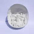 Free 3D printer model Moon city, Mak3Me